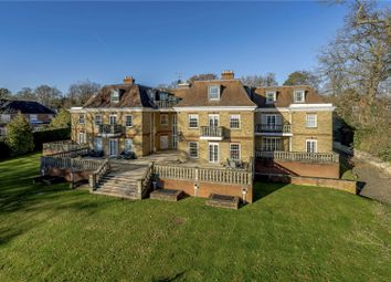 Thumbnail 4 bedroom flat for sale in Queenshill Lodge, London Road, Ascot, Berkshire