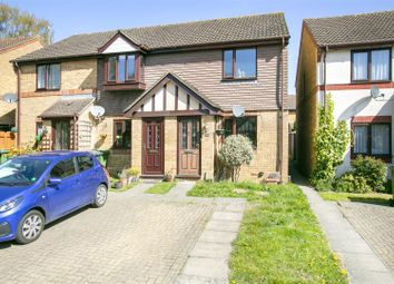Thumbnail 2 bed end terrace house for sale in Merryfield, Chineham, Basingstoke