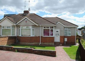Thumbnail 4 bedroom semi-detached bungalow for sale in Sandhills Close, Kingsthorpe, Northampton