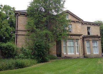 Thumbnail 1 bed flat to rent in Grosvenor Road, Headingley, Leeds