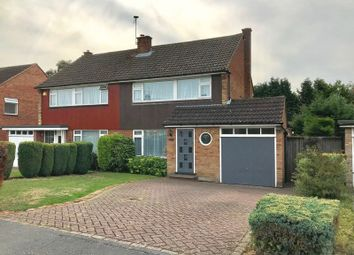 Thumbnail 3 bed semi-detached house for sale in Meadow Walk, Penn, High Wycombe