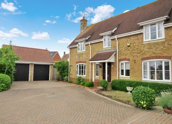 Thumbnail 4 bed link-detached house to rent in Gardeners Row, Coggeshall, Colchester