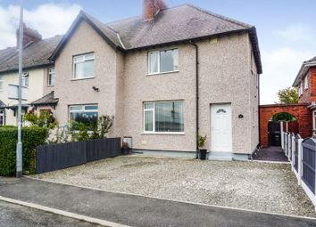 Thumbnail 3 bed end terrace house for sale in Farm Road, Deeside