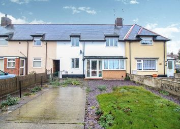 Thumbnail 3 bed terraced house for sale in Park Avenue, Mansfield Woodhouse, Mansfield