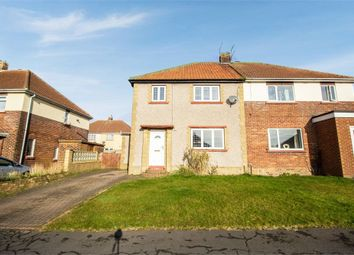 Thumbnail 3 bed semi-detached house for sale in Jasmine Crescent, Trimdon, Trimdon Station, Durham