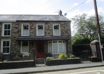 Thumbnail 3 bed semi-detached house for sale in Heol Giedd, Ystradgynlais, Swansea.