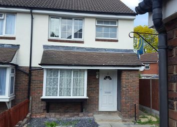 Thumbnail 3 bed end terrace house for sale in Vanbrugh Close, London