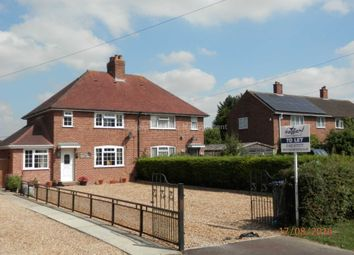 Thumbnail 3 bed semi-detached house to rent in St. Neots Road, Eltisley, St. Neots