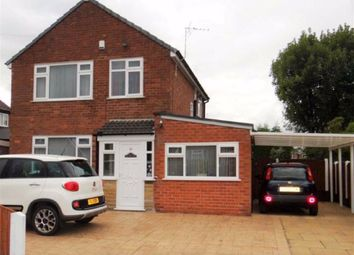 Thumbnail 3 bed detached house for sale in Green Lane, Leigh, Lancashire