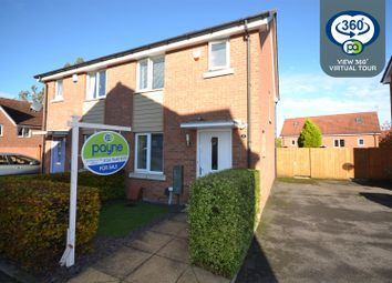 3 bed semi-detached house for sale in Kingfisher Close, Spirit Quarters, Coventry CV2