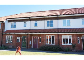 Thumbnail 2 bedroom terraced house for sale in St. Margarets Court, Reydon, Southwold