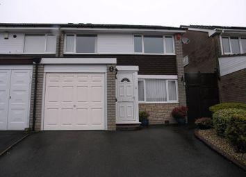 Thumbnail 3 bed semi-detached house for sale in Hopwood Close, Halesowen