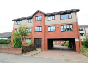 Thumbnail 2 bed flat for sale in 150 Easterhill Street, Glasgow