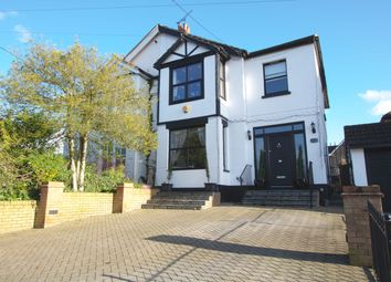 Thumbnail 3 bed semi-detached house for sale in Western Road, Billericay, Essex