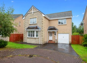 Thumbnail 4 bed detached house for sale in Overton Court, Dunfermline