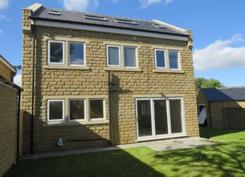 Thumbnail 4 bed detached house for sale in Greenside, Pudsey