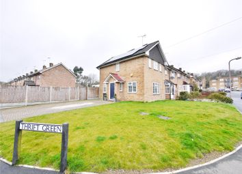 Thumbnail 2 bed semi-detached house for sale in Thrift Green, Brentwood, Essex