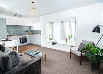 Thumbnail 1 bed flat for sale in Portico Court, Prescot