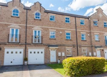 Thumbnail 4 bed terraced house for sale in Narrowboat Wharf, Rodley