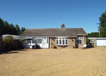 Thumbnail 3 bed detached bungalow for sale in Cambs, Willingham, Near Cambridge
