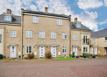 Thumbnail 4 bed terraced house for sale in Eynesbury, St Neots, Cambridgeshire