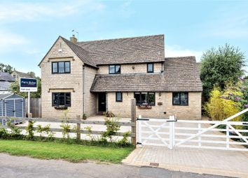 Thumbnail 4 bed detached house for sale in Minety, Malmesbury, Wiltshire