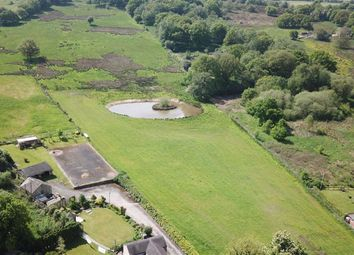 Thumbnail Land for sale in Stanley Road, Stockton Brook, Stoke-On-Trent