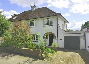 Thumbnail 3 bedroom semi-detached house for sale in Bell Bar, Brookmans Park, Herts