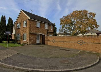 Thumbnail 3 bed property for sale in Elruge Close, West Drayton