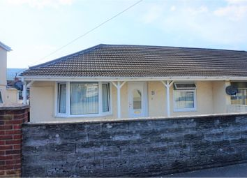 Thumbnail 2 bed bungalow for sale in Edward Street, Cwmgwrach