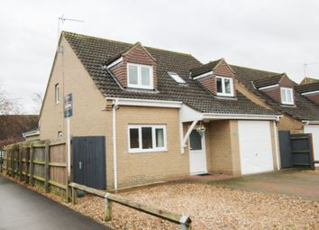 3 bed detached house for sale in Manor Court Road, Witchford, Ely CB6