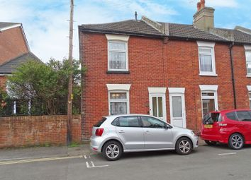 Thumbnail 3 bed terraced house for sale in Meadow Road South, Salisbury