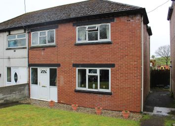 Thumbnail 3 bed semi-detached house for sale in Pentregwenlais, Llandybie, Ammanford