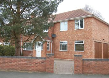 Thumbnail 5 bed semi-detached house for sale in Bowling Green Lane, Albrighton, Wolverhampton