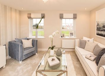 "Thumbnail 4 bed semi-detached house for sale in ""Faversham"" at Birmingham Road, Bromsgrove"