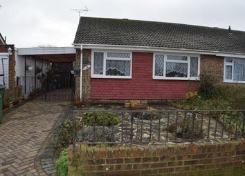 Thumbnail 2 bed semi-detached bungalow for sale in Willow Drive, St. Marys Bay, Romney Marsh