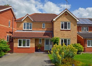 Thumbnail 4 bed detached house for sale in Acorn Way, Bottesford, Scunthorpe