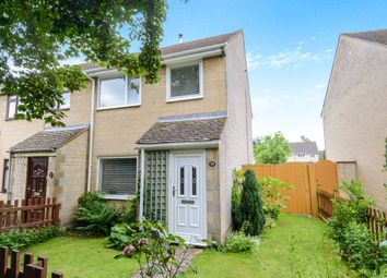 Thumbnail 3 bed end terrace house for sale in Ampney Orchard, Bampton