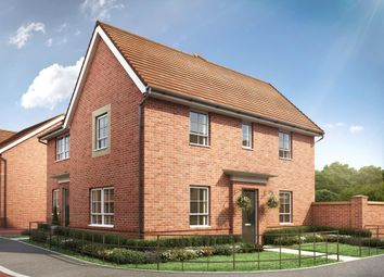 "Thumbnail 3 bed semi-detached house for sale in ""Moresby"" at Kentidge Way, Waterlooville"