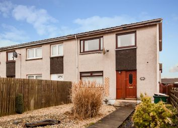 Thumbnail 3 bedroom end terrace house for sale in Muirmont Crescent, Bridge Of Earn, Perth