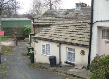 Thumbnail 1 bed cottage to rent in Frizinghall Road, Bradford West Yorkshire