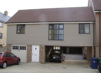 Thumbnail 2 bed maisonette to rent in Rosehip Road, Cambridge