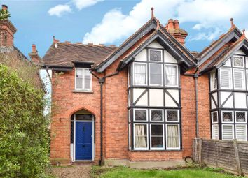 Thumbnail 3 bed semi-detached house for sale in Furze Platt Road, Maidenhead, Berkshire