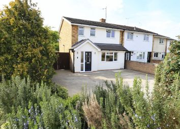 Thumbnail 3 bed end terrace house for sale in Wheble Drive, Woodley, Reading