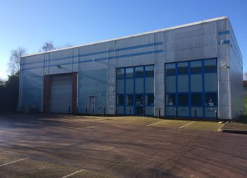 Thumbnail Industrial to let in Unit 10 Spring Road Industrial Estate, Echo Way, Wolverhampton