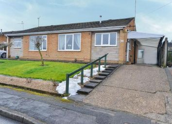 Thumbnail 2 bed bungalow for sale in Cricket Close, Kirkby-In-Ashfield, Nottingham