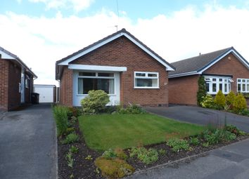 Thumbnail 2 bed detached bungalow for sale in Woodland Way, Eastwood, Nottingham