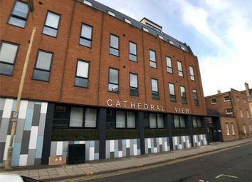Thumbnail Studio to rent in Cathedral View, Wentworth Street, Peterborough