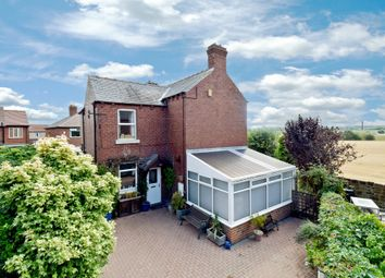 Thumbnail 3 bed detached house for sale in Greenbank Road, Altofts, Normanton