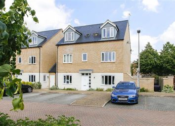 Thumbnail 3 bed semi-detached house for sale in Felsted, Caldecotte, Milton Keynes, Bucks